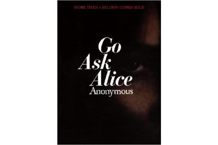 Go Ask Alice A Real Diary PB N