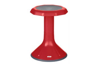 "(18"" H, Red) - ECR4Kids ACE Active Core Engagement Stool for Kids, 46cm H, Red"