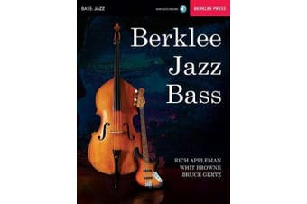 Berklee Jazz Bass: Acoustic & Electric