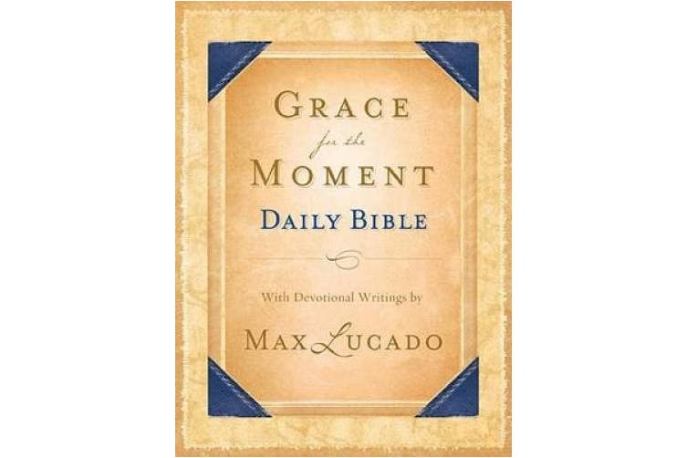 NCV GRACE FOR THE MOMENT DAILY BIBLE PB (Bible Ncv)