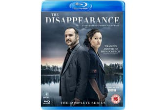 The Disappearance [Region B] [Blu-ray]