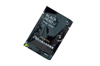 PIL'ATEN 10 x Mineral Mud Blackhead Removal Nasal Membranes Cleasing Strips (Black)