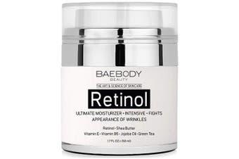 Baebody Retinol Moisturiser Cream