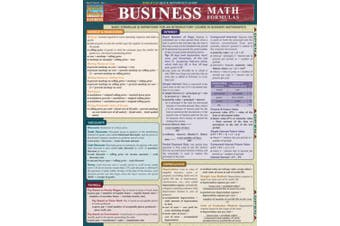 Business Math Formulas: Reference Guide