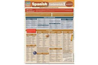 Spanish Fundamentals 2 Vocabulary