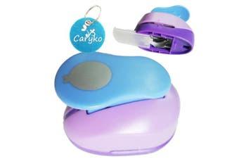 (Ballon) - Caryko 2.5cm Clever Lever Craft Punch - Paper Cutting Shape ( Ballon )