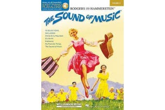 Easy Piano CD Play-Along: The Sound of Music: Volume 27