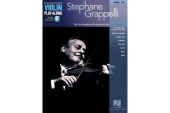 Violin Play Along: Stephane Grappelli: Volume 15