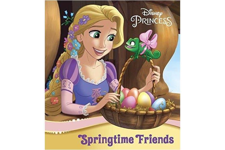 Springtime Friends (Disney Princess) [Board Book]