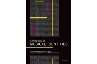 Macdonald, R: Handbook of Musical Identities