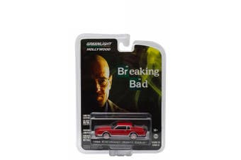 GreenLight 1:64 Hollywood Series 13 Breaking Bad (2008) Jesse's 1982 Chevrolet Monte Carlo Diecast Vehicle