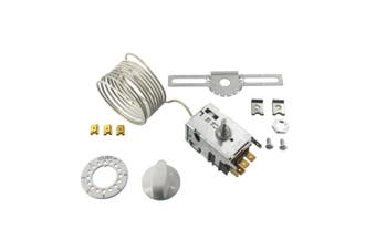 Danfoss Genuine Original 3 Thermostat Kit for Refrigerators with Automatic Defrost with 1.6 m Capillary