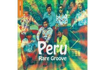 The  Rough Guide to Peruvian Rare Groove [Slipcase]