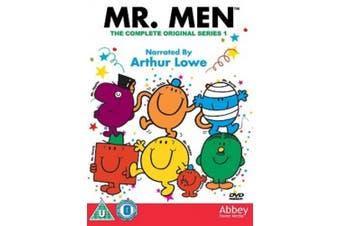 Mr. Men: The Complete Original TV Series - Series 1 [Region 2]