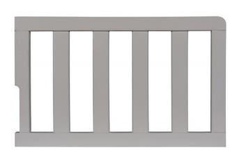(grey) - Delta Children Toddler Guardrail, Grey