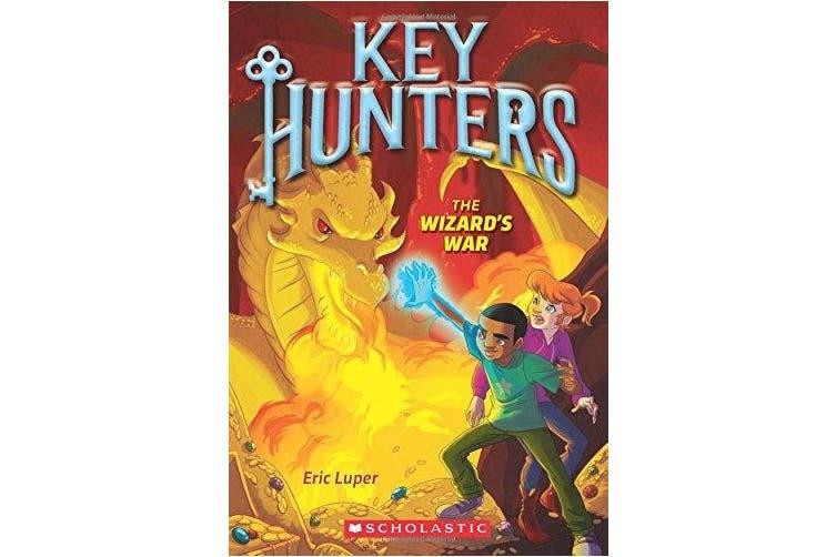 The Wizard's War (Key Hunters)