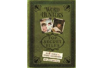 Word Hunters: Top Secret Files