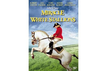 Miracle of the White Stallions [Region 1]