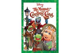 The Muppet Christmas Carol [DVD] [1992] [Region 1] [US Import] [NTSC]