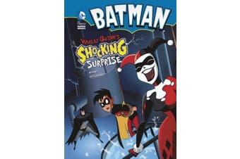 Harley Quinn's Shocking Surprise (DC Super Heroes: Batman)