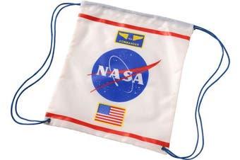 (Astronaut) - Aeromax Astronaut Drawstring Backpack by Aeromax