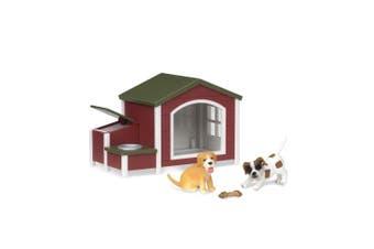 Terra by Battat AN2104Z Dog House Pet Playset