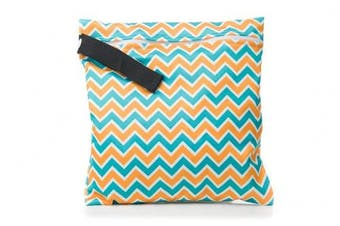 (Small, Charming) - Buttons Nappies Wet Bag (Small, Charming)