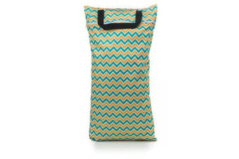 (Large, Charming) - Buttons Nappies Wet Bag (Large, Charming)