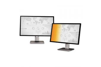 """(24"""" Widescreen (16:10 Aspect Ratio), Gold) - 3M Gold Privacy Filter for 60cm Widescreen Monitor (16:10)"""
