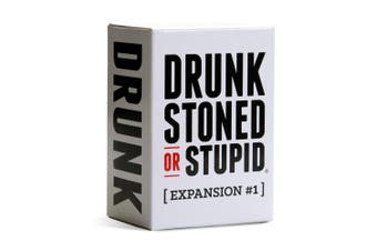 DRUNK STONED OR STUPID: First Expansion