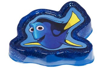 FINDING DORY SHAPED GLITTERY PUTTY BOUNCING STRETCHY KIDS GIFT FUN FILLER XMAS