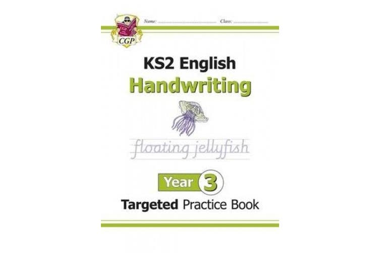 KS2 English Targeted Practice Book: Handwriting - Year 3