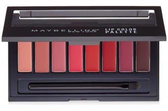 Lip Colour Palette - # 01 , 4g5ml