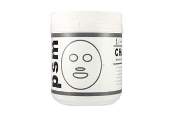 psm CHARCOAL Premium Modelling Algae Peel Off Facial Mask Powder 520ml (1.1LB / 500g)