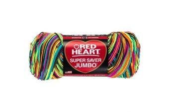 (Blacklight) - Red Heart Super Saver Yarn