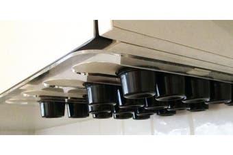 (1) - Marketing Holders Under Cabinets Coffee Pod Holder for Nespresso Lavazza Organiser (1)