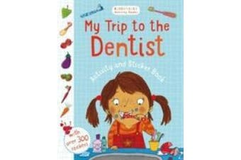My Trip to the Dentist Activity and Sticker Book