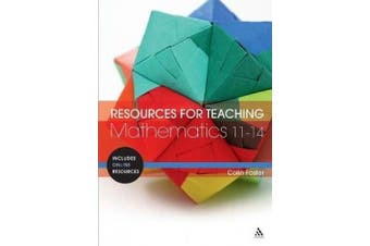 Resources for Teaching Mathematics: 11-14 (Resources for Teaching)