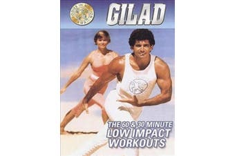 Gilad: 60 & 30 Min Low Impact Workouts [DVD] [US Import]