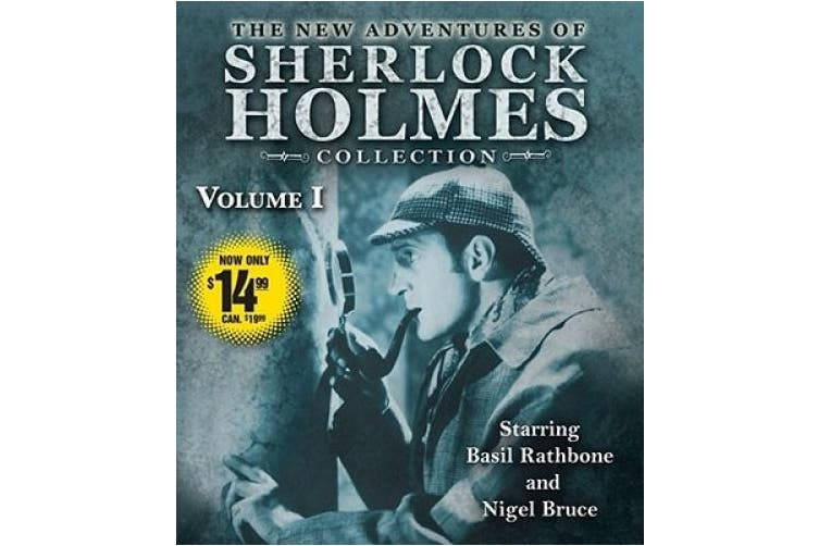 The New Adventures of Sherlock Holmes Collection Volume One (Sherlock Holmes) [Audio]