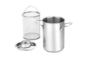 Cuisinart 2.8l. Steaming Set (3 pc), Stainless Steel