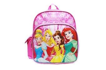 Mini Backpack - Disney - Princess - Cinderella Aurora Bella & Ariel New A08430