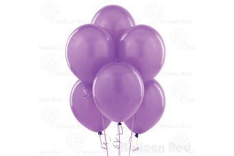 (30cm  Pack of 100, Lavender) - Lavender 30cm Thickened Latex Balloons, Pack of 100, Premium Helium Quality for Wedding Bridal Baby Shower Birthday Party Decorations Supplies Ballon Baloon Thinken