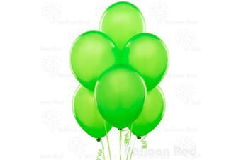 (30cm  Pack of 100, Lime) - Lime 30cm Thickened Latex Balloons, Pack of 100, Premium Helium Quality for Wedding Bridal Baby Shower Birthday Party Decorations Supplies Ballon Baloon Thinken