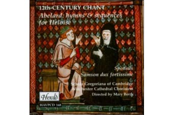 Abelard: Hymns & Sequences for Heloise