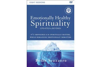 Emotionally Healthy Spirituality Video Study, Updated Edition: Discipleship that Deeply Changes Your Relationship with God (Emotionally Healthy Spirituality)