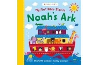 My First Bible Stories: Noah's Ark [Board book]