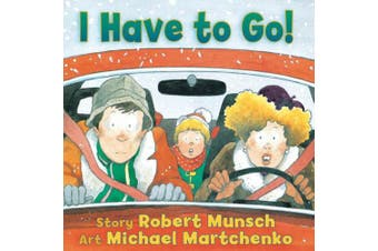 I Have to Go [Board book]