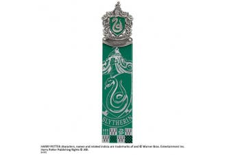 Slytherin Crest Bookmark Harry Potter The Noble Collection