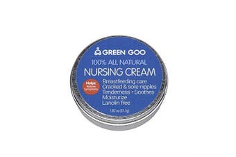 Green Goo Organics 100% All Natural Nursing Comfort Large Tin 50ml (51.7g)